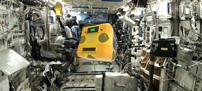 NASA į TKS siųs naujos kartos robotą
