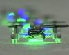 Pietų Kalifornijos universiteto mokslininkai privertė sinchroniškai pakilti būrį bepiločių skraidyklių