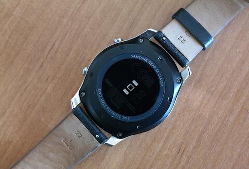"""""""Samsung Gear S3 Classic"""" apžvalga"""