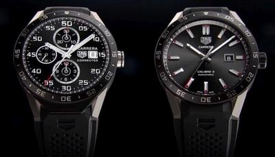"""""""Tag Heuer"""" pristatė modulinį išmanųjį laikrodį """"Connected Modular 45"""""""