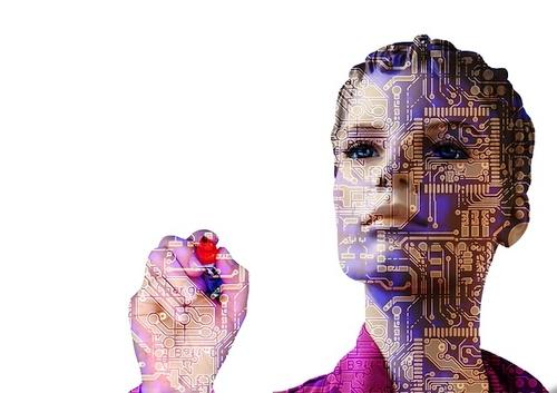 Robotų parodoje – trikdantys ir klausimus keliantys eksponatai