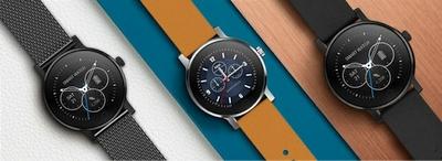 """Originalus išmanusis laikrodis """"SMA-09"""" – jokių perteklinių funkcijų"""