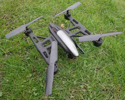 """""""JXD 509G"""" drono apžvalga"""