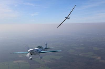 """Lėktuvas su """"Siemens"""" elektriniu motoru pasiekė rekordinį 340 km/val. skrydžio greitį"""