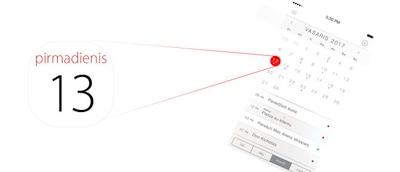 """Kaip bendrinti kalendorių """"iOS"""""""