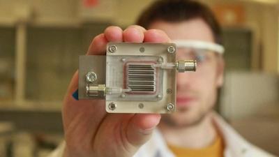 Sumanumo viršūnė: mokslininkai sukūrė prietaisą, kuris gamina energiją iš užteršto oro