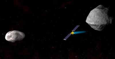 NASA paskelbė planą, kaip apsaugotų Žemę nuo gresiančio susidūrimo su asteroidu