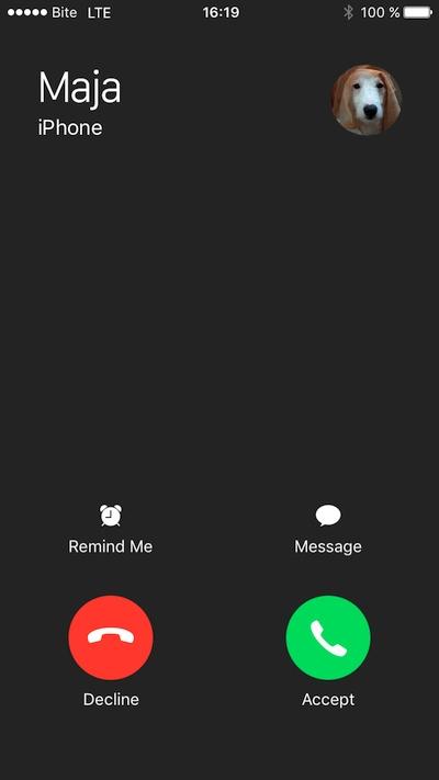 """Kaip """"iPhone"""" aktyvuoti priminimą perskambinti"""