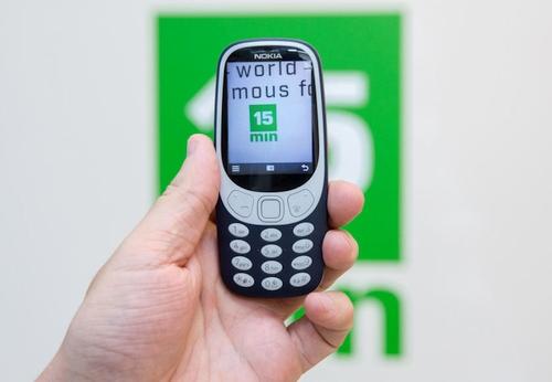 """Didžiausio deficito Lietuvoje – """"Nokia 3310"""" – apžvalga"""