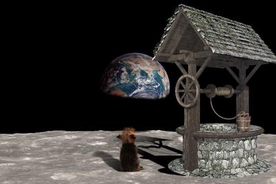 Mėnulyje pilna vandens – daugiau, nei kada nors tikėjomės