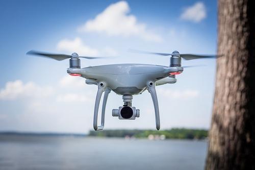 Kaip dronai pakeis logistikos ateitį