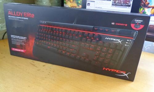 """Tiems, kas nori tiesiog geros klaviatūros: """"HyperX Alloy Elite"""" išankstinė apžvalga"""