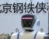 Tarptautinėje robotikos konferencijoje Pekine – atgijusi mokslinė fantastika