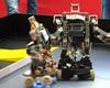 Tarptautinėje robotikos konferencijoje Pekine – robotų kovų varžybos