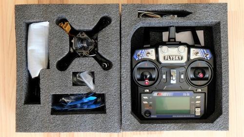 """Dronas """"FX120 FuriBee"""": idėja gera, bet išpildymą reikėtų tobulinti"""