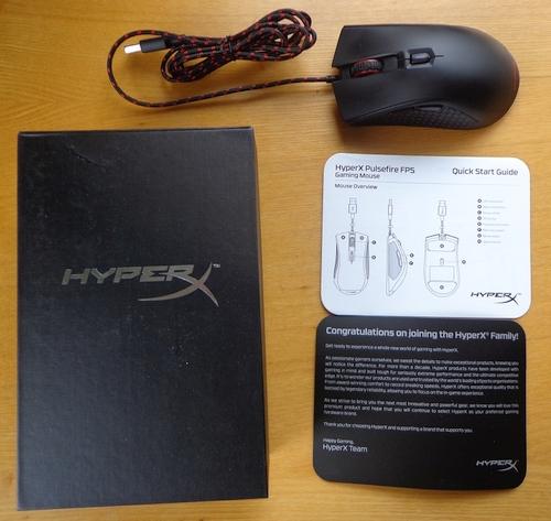 """Trejais mygtukais per daug: """"Hyperx Pulsefire"""" žaidimų pelės ir """"Fury S XL"""" kilimėlio apžvalga"""
