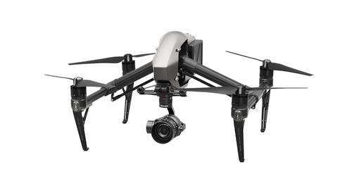 """""""DJI Inspire 2"""" – dronas profesionalams"""
