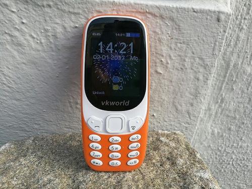"""Kiniška garsiojo """"Nokia 3310"""" alternatyva – tris kartus mažesnė kaina, tačiau toks pats geras rezultatas?"""