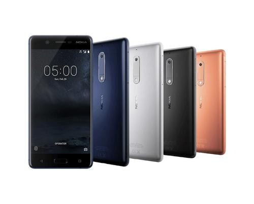 """""""Nokia 5"""" apžvalga"""