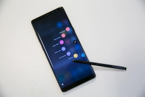 """Viskas, ką galvojame apie """"Samsung Galaxy Note 8"""""""