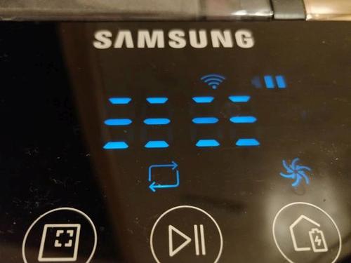 """Roboto dulkių siurblio """"Samsung PowerBot VR7000"""" apžvalga"""