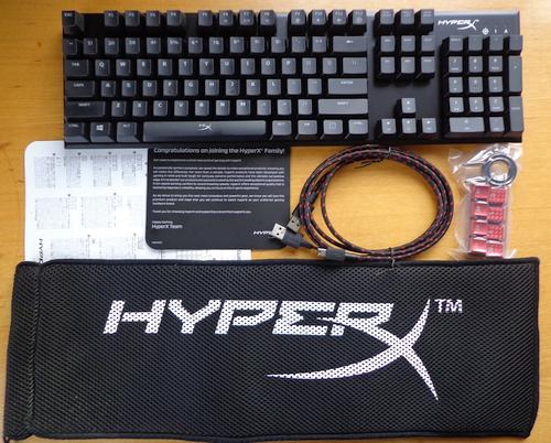 "Kompaktiška ""LAN Party"" klaviatūra: HyperX Alloy FPS apžvalga"