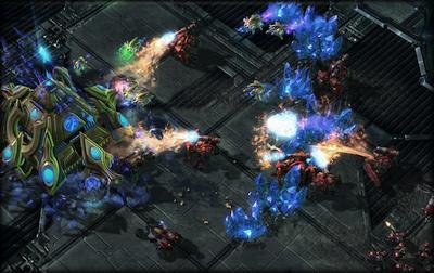 """""""StarCraft II"""" taps nemokamu"""