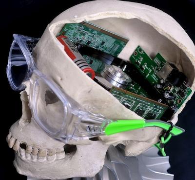 Ekspertai paskelbė, kada galėsite elektroniškai išplėsti savo smegenų galimybes