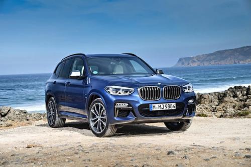"""Pristatomas naujausios kartos """"BMW X3"""" – parodė, kaip jis važinėtų po Marsą"""