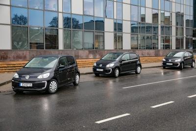 Viešosios tvarkos pareigūnai Vilniuje patruliuos elektromobiliais