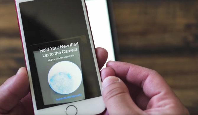 """Kaip patogiai perkelti duomenis iš vieno """"iOS 11"""" įrenginio į kitą"""