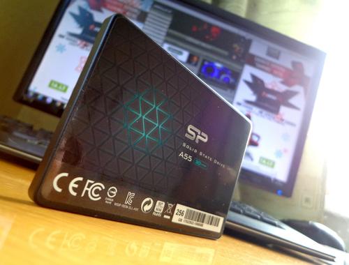 "Nebrangus 3D NAND SSD diskas: ""Silicon Power Ace A55"" apžvalga"