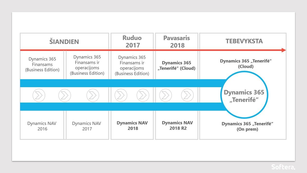 """""""Microsoft Dynamics"""": """"NAV 2018"""" versija ir naujos galimybės smulkiam verslui"""