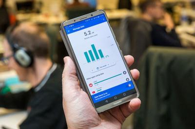 """Nauja """"Google"""" programėlė leidžia suskaičiuoti, kas srebia mobiliuosius duomenis"""