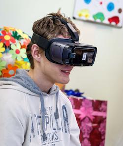 Specialiųjų poreikių turinčių vaikų ugdymui – skaitmeninės technologijos