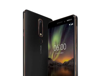 """Atnaujinto """"Nokia 6"""" anonsas: ryškus dizainas ir galinga įranga"""