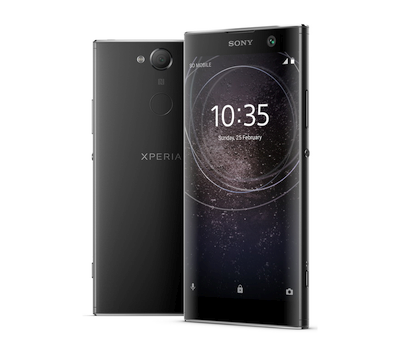 """""""Sony Xperia XA2"""", """"XA2 Ultra"""" ir """"L2"""" – stilinga trijulė asmenukių mėgėjams"""