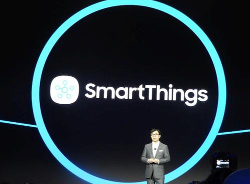 """""""Samsung"""" pažadėjo: sujungs viską"""