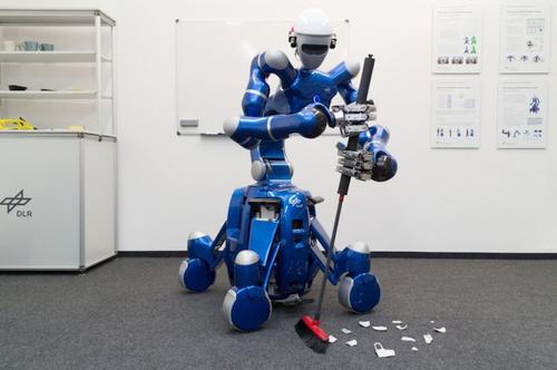 Sukurtas robotas, kuris Marse statys bazę astronautams
