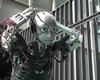 """Robotas """"Kengaro"""" lieja prakaitą sporto salėje"""