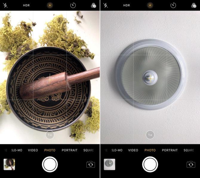 """Kaip """"iOS 11"""" fotografuojant naudoti gulsčiuko funkciją"""