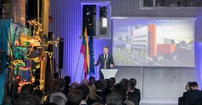 Pradėta statyti Vilniaus kogeneracinė jėgainė kurs švaresnę aplinką sostinėje ir Lietuvoje