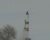 Rusija išmėgino naują priešlėktuvinės gynybos raketą