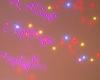 300 bepiločių skraidyklių kinų Naujųjų metų proga parodė šviesų šou