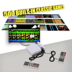 """Akcija """"NES Game Machine"""" žaidimų konsolėms!"""