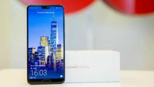 """""""Huawei P20 Pro"""" apžvalga: spyris už horizonto"""