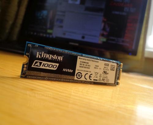 """Visa tiesa apie PCIe 3.0 x2 SSD diskus: """"Kingston A1000"""" 480 GB apžvalga"""