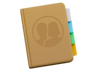 """Kaip sukurti atsarginę kontaktų informacijos kopiją """"Mac"""" kompiuteryje"""