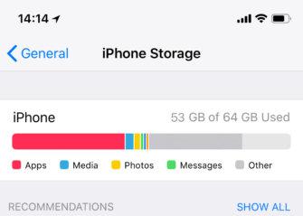 """Kaip sutaupyti vietos """"iPhone"""" ar """"iPad"""" nieko neprarandant"""