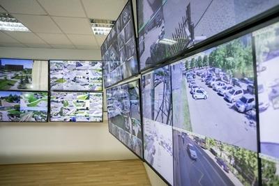 Sostinėje veikia daugiau kaip 100 naujų stebėjimo kamerų